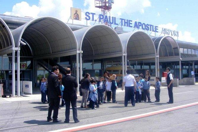 Ohrid St. Paul The Apostle (OHD) Airport