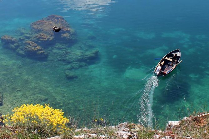 Full-Day Private Lake Ohrid and Albania Tour from Ohrid