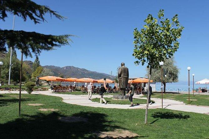 Pogradec Albania Ohrid Lake