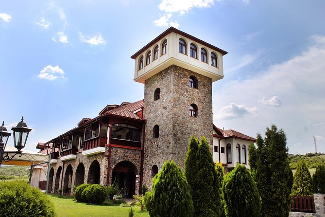 Full-Day Private Bitola, Stobi, and Wine Tasting Tour from Ohrid