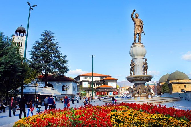 Full-Day Private Skopje Tour from Ohrid