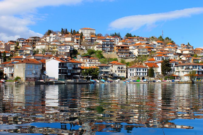 Private Full-Day Ohrid Tour from Skopje