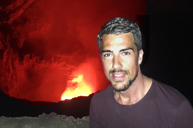 Night Tour to the Masaya Volcano