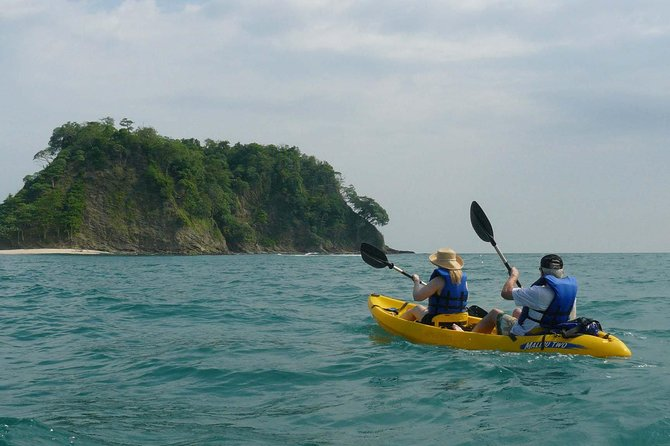 Isla Chora Kayak and Snorkeling Tour from Samara