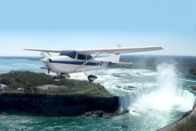Scenic Narrated Niagara Falls Airplane Tour