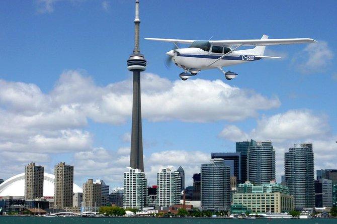 Luchttaxi & Tour Toronto - Niagara