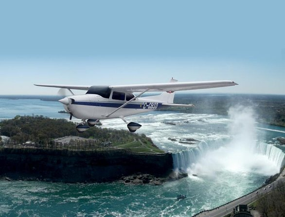 Air Taxi & Tour Niagara - Toronto