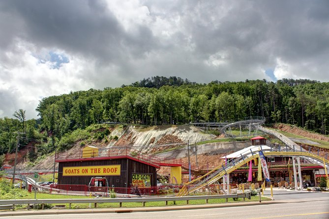 Pigeon Forge: The Coaster at Goats on the Roof Image