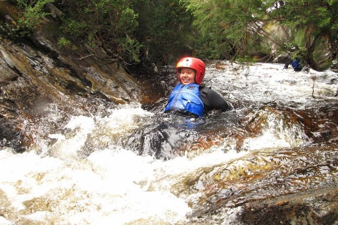 Half Day Cradle Mountain Canyoning: Lost World Canyon