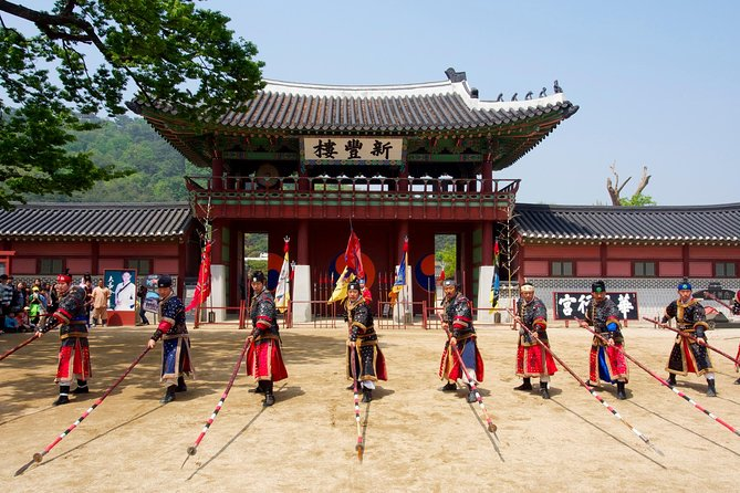 Suwon Hwaseong and Folk Village from Seoul
