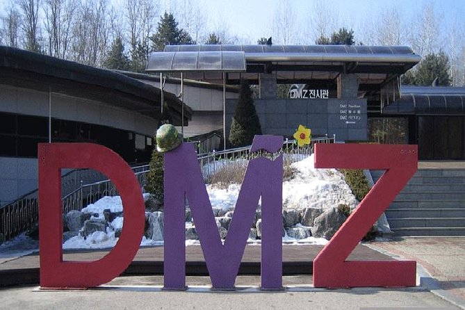 DMZ Small Group Tour from Seoul Including Dora Observatory