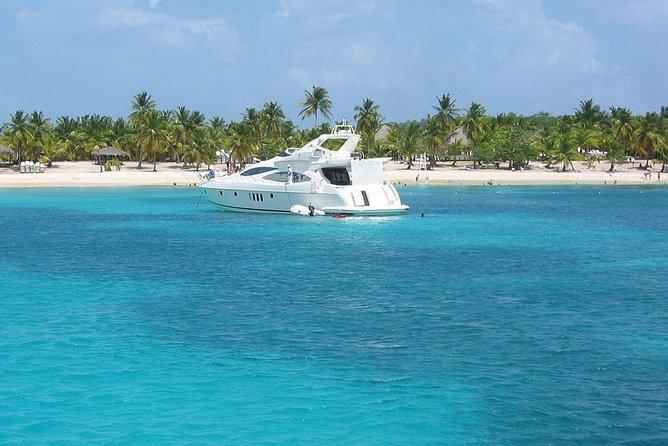 Private Island Hopping Cruise fra La Romana