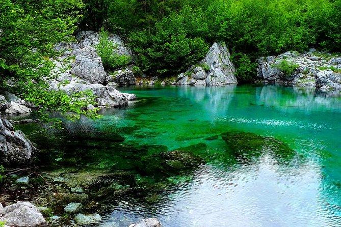 Valbona River,North Albania