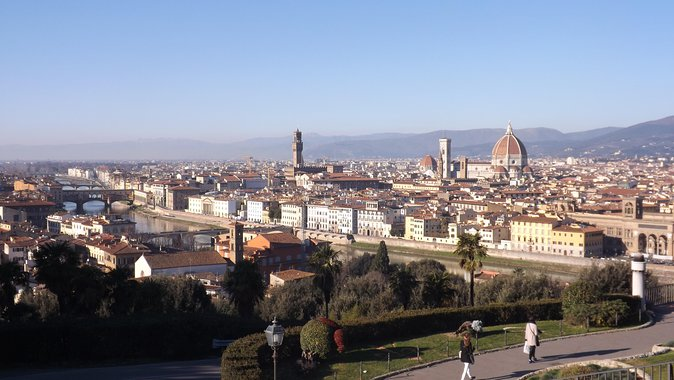 Private Florence Walking Tour with Panoramic Views and Aperitivo