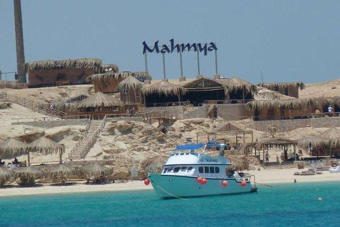Schnorcheln in Hurghada Mahmaya Insel