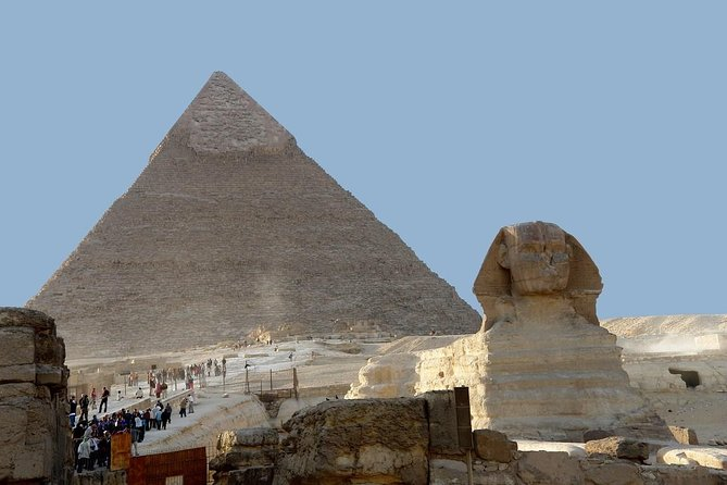 Full-Day Tour: Hurghada to Cairo by Bus