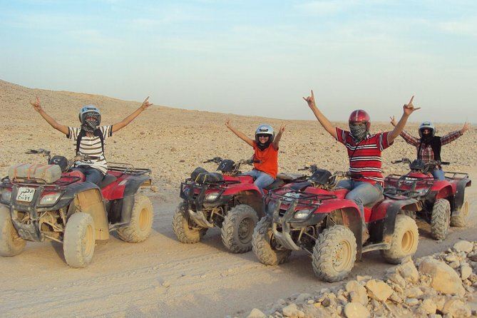 5 Hour Quad Safari Hurghada with Barbecue
