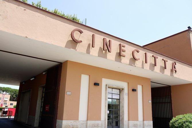 Exibições de Cinecittà - Roma