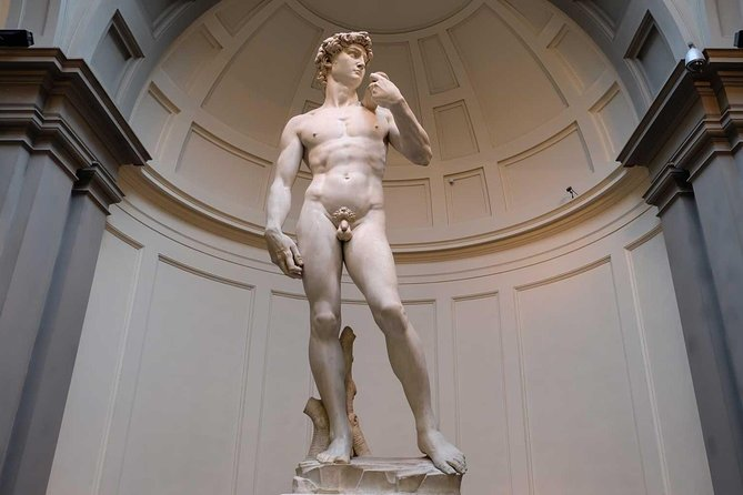 Skip the Line: Florence Accademia Gallery and Michelangelo's David Ticket