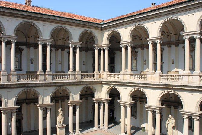Toegangskaartje voor toegang zonder wachtrij tot kunstgalerie Brera in Milaan