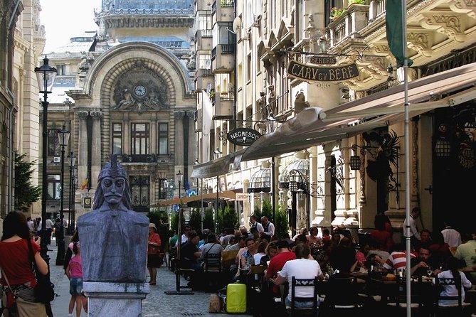 Bucharest Old Center Tour