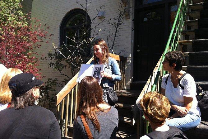 Laisser leur empreinte: visite à pied de l'histoire juive de Montréal