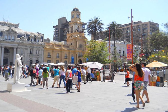 Private Tour: Half-Day Santiago Discovery