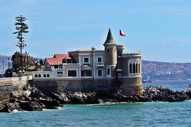 Private Full Day Tour to Concón Viña del Mar and Valparaiso + 1 Activity