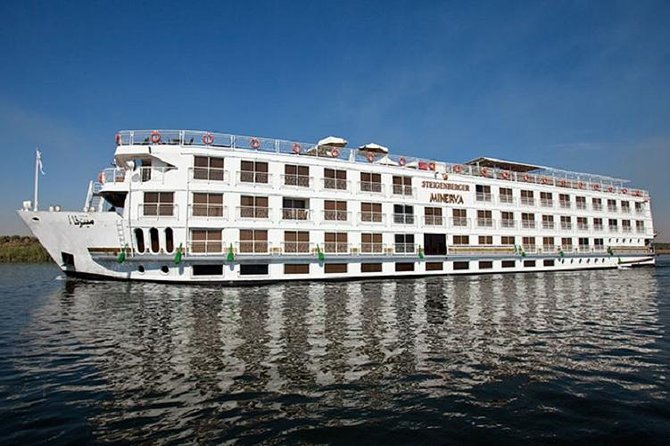 7 Nights 8 Days Nile Cruise Round Trip from Luxor