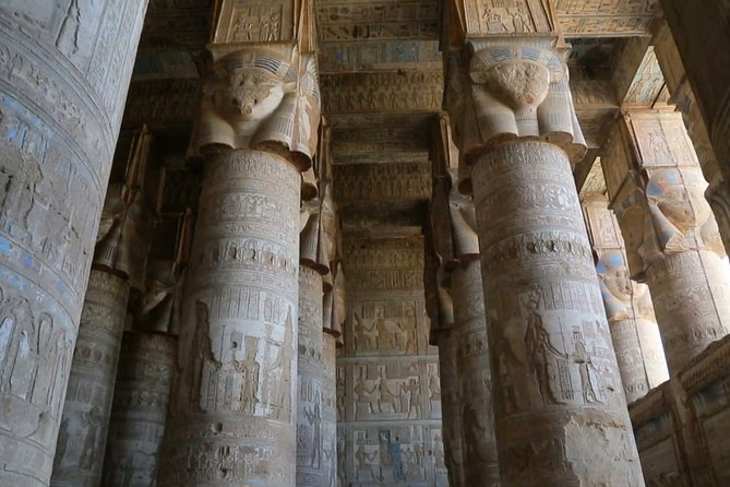 Full day tour to Dendera and abydos temples
