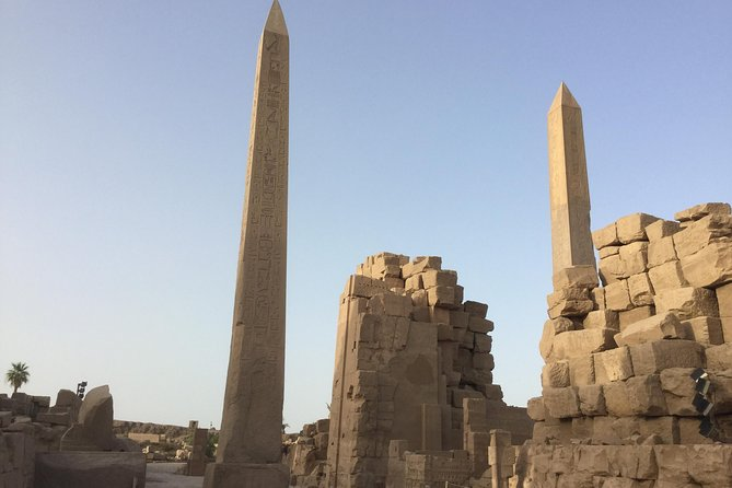 Full Day Tour East and West Bank of Luxor