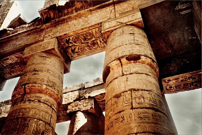 Half Day Tour East Bank Karnak and Luxor Temples photo 2