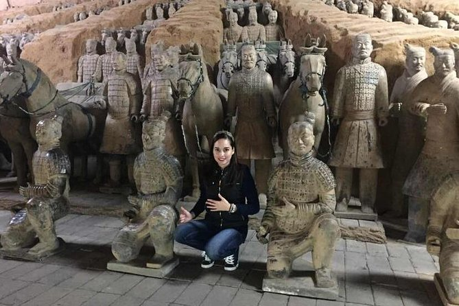 All-inclusive Private Tour: Customizable Xian Highlights in One Day
