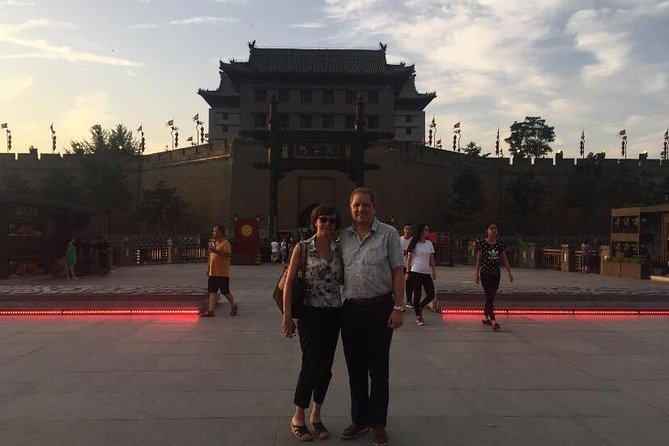 Classic Xian City Tour With Private Transportation and Guide