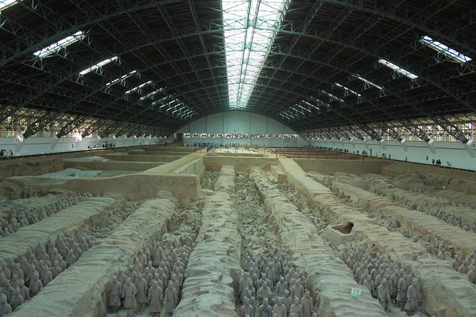 Xian Highlights Terracotta Warriors Museum Group Day Tour