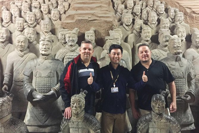 2-Day Xi'an Highlights Private Tour Without Hotel