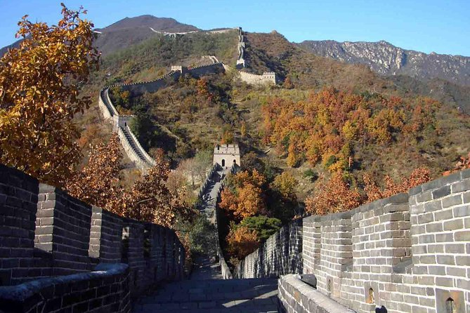 All-Inclusive Private Tour of Mutianyu Great Wall and Summer Palace