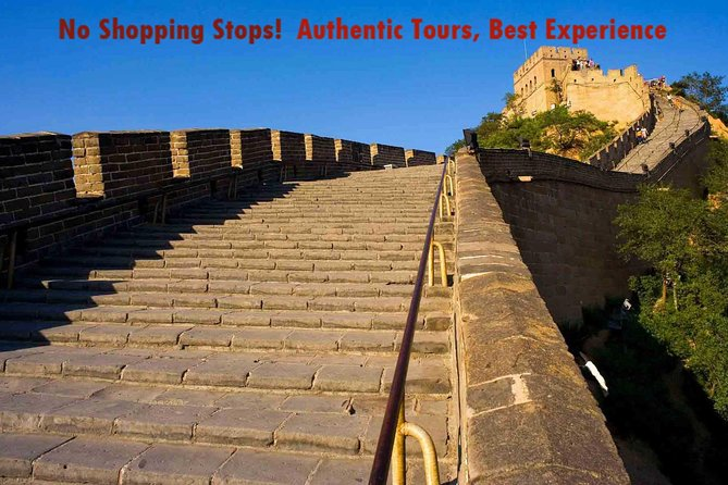 Private Day Tour of Tiananmen Square, Forbidden City, Badaling Great Wall photo 7