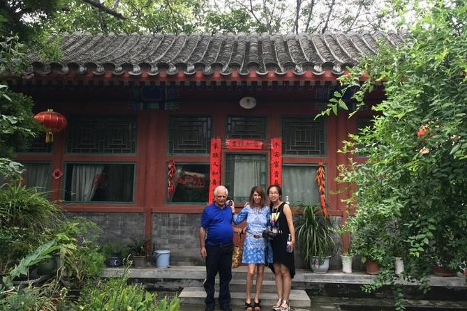 Beijing Hutong Experience Half Day Private Tour photo 2