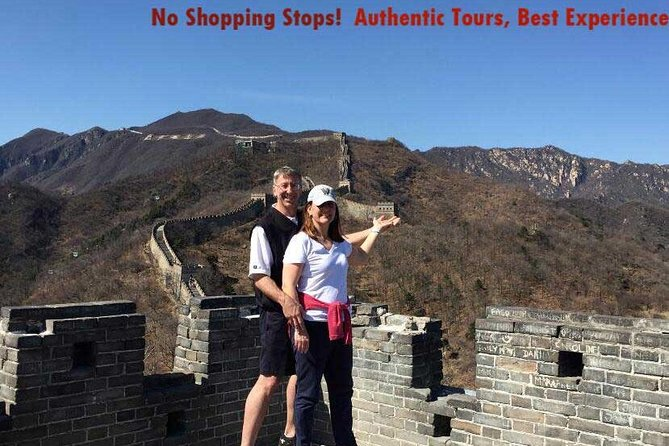 Beijing Great Wall and Imperial Palace Private Tour with Airport Transfer