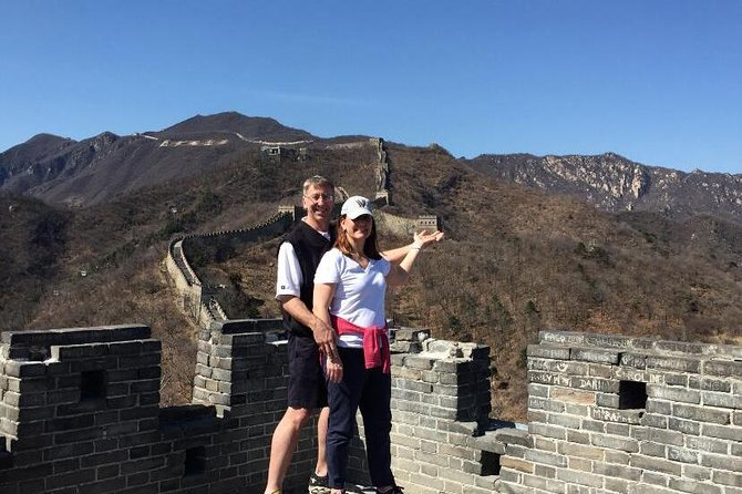 Flexible Beijing Private Tour of Mutianyu Great Wall And More photo 1
