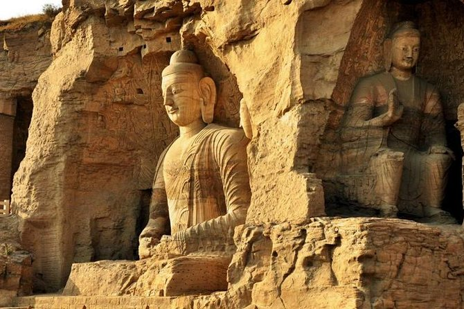 Private Day Tour of Datong City Sightseeing