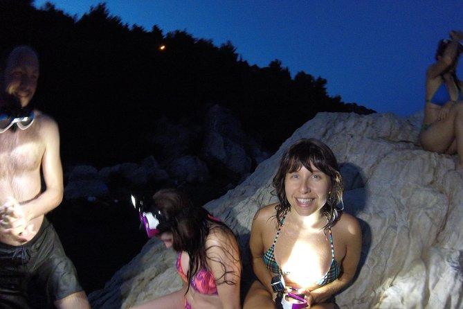 Split Small-Group Night Sea Kayaking Tour