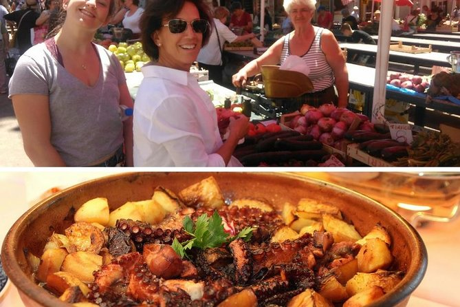 Small group Split Culinary tour and Peka