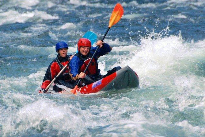 Half-Day Tandem Whitewater Kayaking