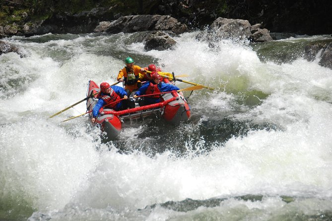 High Adventure Half-Day Whitewater Rafting