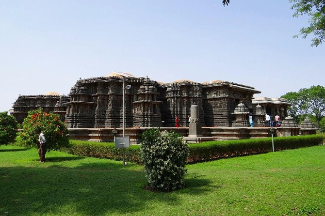 Private Day Trip from Bangalore to Belur, Halebid and Shravanabelagola photo 1