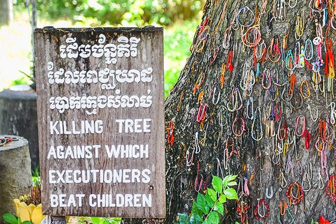 Phnom Penh Hop On Hop Off - Killing Fields and Prison S21 Tour photo 6