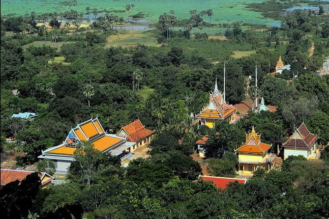 Udong Mountain Tour - Old Capital Tour including Silversmith Village
