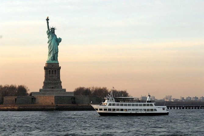 Skip the Line One World Trade Observations & 60 Lady Liberty Cruise Ticket
